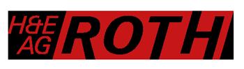 H.+E. ROTH AG Logo