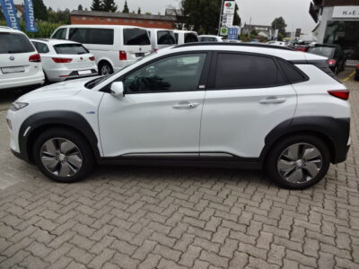 Der neue Hyundai Kona electric mit mind. 450 km Reichweite